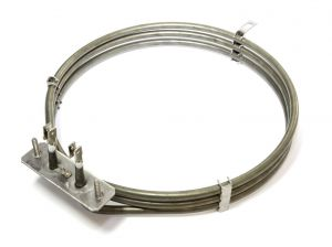 Branded Hot Air Heating Element for Smeg Whirlpool Indesit Ariston Ovens - 806890386