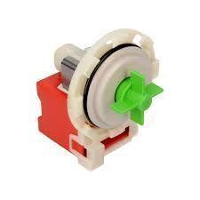 Drain Pump Motor for Whirlpool Indesit Washing Machines - Part. nr. Whirlpool / Indesit 481936018217