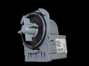 Drain Pump Motor for Whirlpool Indesit Washing Machines - Part nr. Whirlpool / Indesit C00285437