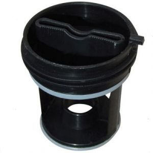 Pump Filter for Whirlpool Indesit Ariston Fagor Brandt Smeg Washing Machines - Part nr. Whirlpool / Indesit C00045027