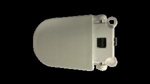 Door Handle (White) for Fagor Washing Machines - Part. nr. Fagor / Brandt LA8E000L0 LA8E000B2 AS0012711