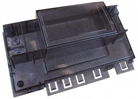Push Button Unit for Beko Blomberg Dishwashers - 1766660100 Beko / Blomberg
