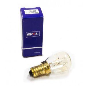 Bulb, Socket E14, 25W, up to 300°, Diameter 22MM, Length 47MM for Universal Ovens
