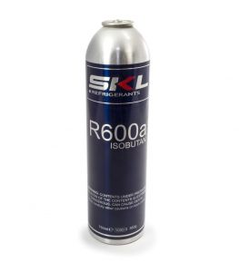Cooling Gas R600a Isobutan