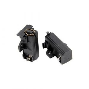 Alternative Carbon Brushes (Set of 2 Pieces) for Electrolux AEG Zanussi Washing Machines - Part. nr. Electrolux 50265481007