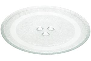 Glass Plate, Diameter: 245mm for Bosch Siemens Microwaves - 00662071